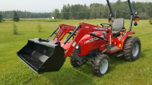 Attachments for Compact Tractors