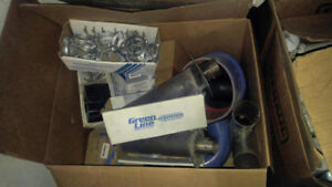 Assorted Exhaust Parts Lot Sale