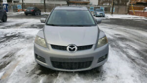 Mazda CX-7 GT 2007 low mileage 56000km plus lots of extra