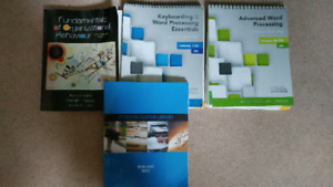 Office Admin NSCC text books