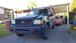 2002 Ford Ranger V6 Camionnette