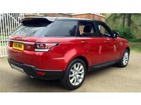 2015 Land Rover Range Rover Sport 3.0 SDV6 (306) HSE Automatic Diesel 4x4