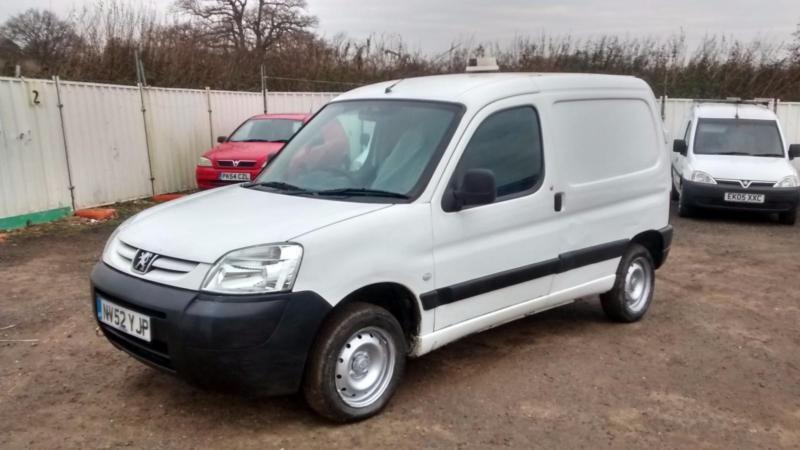Peugeot Partner 1.9D 600LX, MOT 30.11.17 No Advisories