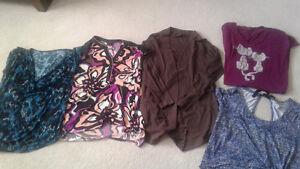 Ladies clothing lot size xl