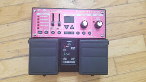 BOSS RC30 - Dual Track Loop Station