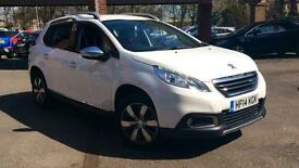 2014 Peugeot 2008 1.6 VTi Allure 5dr Manual Petrol Estate