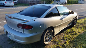 2001 Chevrolet Cavalier Sport Coupe (2 door)