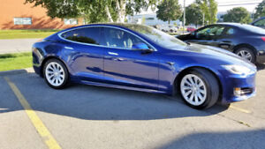 Tesla Model S 90D Berline AWD, 2017 pilote automatique