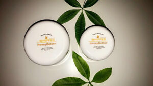 Whipped Honey Shea Butter - All natural