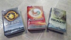 The Divergent Series Collection: Divergent, Insurgent, Allegiant