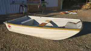 8 foot Great Canadian Minnow boat