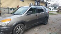 2002 Buick Rendezvous CX w/1SA Value Pkg SUV, Crossover