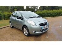 Toyota Yaris 1.3 TR, Automatic, 2007, 2 Owners, Drives Well