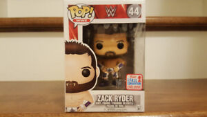 Funko POP! WWE: Zack Ryder (2017 Fall Convention Exclusive)