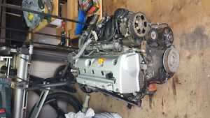 Acura RSX k20 engine and transmission