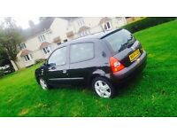 Renault Clio Dynamic 16V(12 Months Mot) Recently been serviced[1.2 petrol]