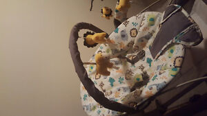 Baby Trend Musical Vibrating Chair