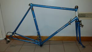 """Classic Vintage 1980's Raleigh 23"""" Frame For Sale!!"""