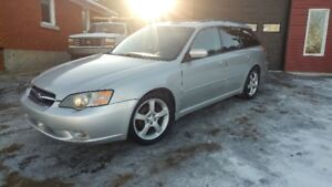 2005 Subaru Legacy echange contre smart