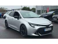 2020 Toyota COROLLA HATCHBACK 2.0 VVT-i Hybrid GR Sport 5dr CVT Auto Hatchback P