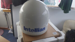 Marine Satellite Dish – 2017 Intellian i2