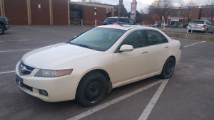 2004 acura tsx *well maintained *