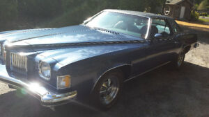 1973 Pontiac Grand prix, excellent condition, great driving