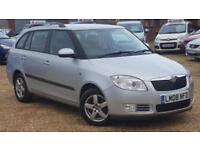 Skoda Fabia 1.4TDI PD ( 80bhp ) DPF Greenline - PX -SWAP - DELIVERY AVAILABLE