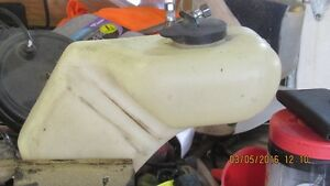 1974 cutlass windshield washer container and bracket