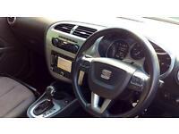 2010 SEAT Leon 1.6 TDI CR SE DSG Automatic Diesel Hatchback