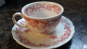 Villeroy and boch german tea cup and saucer