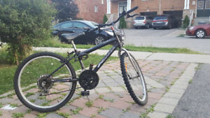 24 inch mountain bike with gears moving sale everything must go