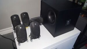 For Sale Computer 5.1 Speakers