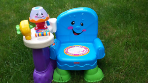 Fisher Price - Laugh & Learn Smart Stages Chair