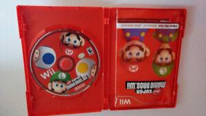Jeu Super Mario Bros. pour Wii