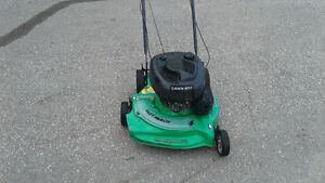 Comercial lawnboy mower