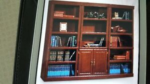 Sauder Desk and Bookshelves for Sale