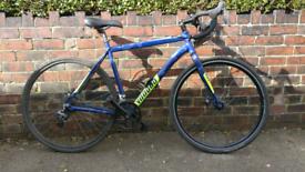 Voodoo Limba medium 54.5 gravel road bike