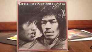 Little Richard / Jimi Hendrix album