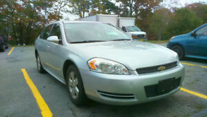 In Excellent Condition: 2011 Impala with MVI