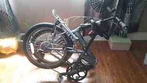 Folding Bike Excellent Condition only used once