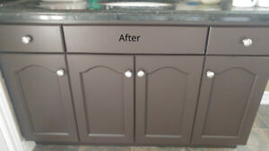 Cabinets New from Old Any Color