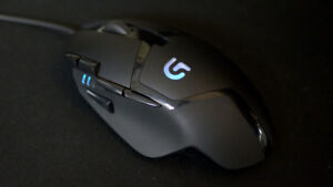 Logitech g402 swap for another mouse