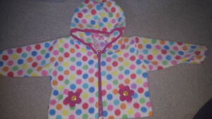 One of a kind happy wear 6 month hoodie