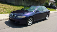2004 Acura TSX Sedan (Negotiable, Fast Sale)