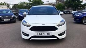 2017 Ford Focus 1.5 EcoBoost ST-Line 5dr Manual Petrol Hatchback