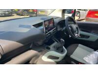 2021 Citroen Berlingo 1.5 BlueHDi Feel M MPV (s/s) 5dr MPV Diesel Manual