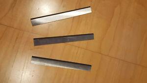 6 Inch Jointer Knives - Couteaux Pour Degauchisseuse