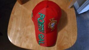 Ball Cap/Hat Portugal brand new never used  Brampton