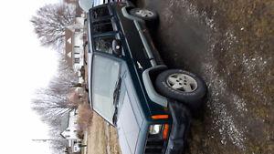 1998 Jeep Cherokee Hatchback